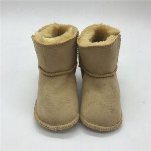 새로운 출생 아기 신발 겨울 유아 멋진 눈 부팅 (Fleeze) 0-12 개월 Little Girls Boys Shoes 패션 부츠