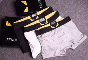 boxeurs de luxe Hommes Boxer Briefs Imprimer Mode Hommes boxeurs hommes Sous-vêtements pantalons de plage Boxer Caleçon mouvement Saxx concepteur boxeurs de la marque