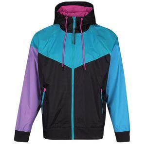 Toptan Tasarımcı ceketler Erkekler Kadınlar Spor Coat Marka WINDBREAKER Patchwork Coats Fermuar Hoodies Kazak Dış Giyim 20030601CE Running