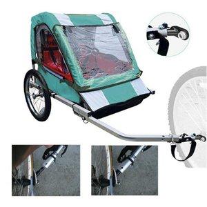 Trailer de bicicleta Hitch leve Kit Ciclomotor de alta qualidade durável New Pet Prática horta forneça