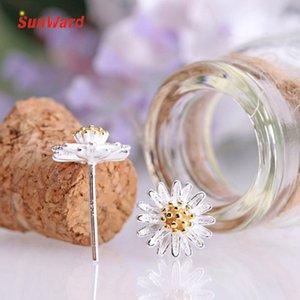 OTOKY Classy Women Daisy Flower Orecchini Ear Stud Jewelry Popolare Piccolo Orecchini 1Pair orecchino