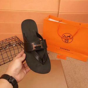 19ss Мужские сандали MIRABEAU FLIP-FLOP 1A4B9M Мужские тапочки Сандалии Роскошные дизайнерские туфли Шлепанцы MIRABEAU FLIP FLOP с коробкой