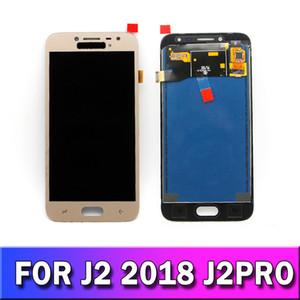 Samsung Galaxy J250 J2 Pro J2 2018 J250F J250H J250M TFT Dokunmatik Ekran Ayarlanabilir parlaklık LCD Ekran Montaj Cep Telefonu Paneller için LCD