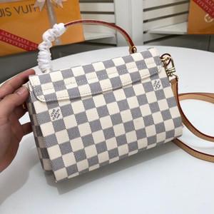 319S Moda mulheres famoso designer ocasional cadeia Messenger Bag Mulheres Corpo Cruz Bolsa Handbag Satchel cosméticos Sacos