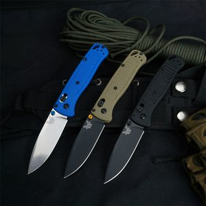 De BENCHMADE BM 535 AXIS cuchillo plegable mango de polímero S30V hoja de acampar al aire libre de mini EDC BM 940 BM781 BM810 BM3300 C07 C81 cuchillo de la mariposa