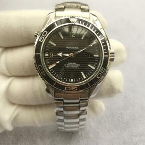 2019 Vente chaude hommes regarder Best Edition vitesse mouvement automatique Sea Designer Watch bracelet en acier inoxydable Professional plongeur montre