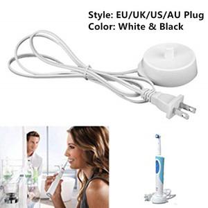 الجملة شاحن فرشاة الأسنان الكهربائية مناسبة ل braun oral-b كل نموذج فرشاة الأسنان اللاسلكية شحن مهد الاتحاد الأوروبي / المملكة المتحدة / au / المكونات شحن مجاني