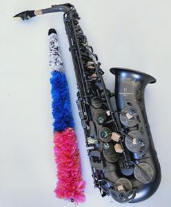 Professionale migliore qualità Yanagisawa A-992 Alto Saxophone E-Flat Black Sax Alto Bocchino legature Reed strumento musicale del collo