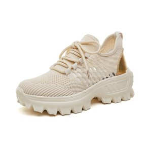 New Design Womens Casual Shoes Air Cushion Sneakers Lightweight Athletic Tennis Breathable Walking Shoes for Girl