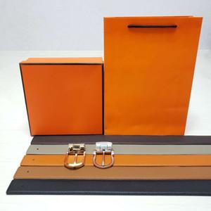 Correas del diseñador de moda para la mujer del hombre Marca Cinturones Casual Smooth hebilla de cinturón ancho 38 mm Alto calidad con la caja