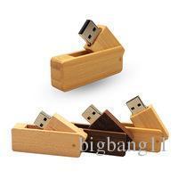 Ventas de madera USB Flash Drive pen drive 4 GB 8 GB 16 GB 32 GB 64 GB personalizado usb flash stick pendrive memory stick flash card disk