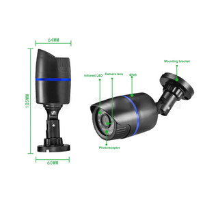 Wireless Onvif Poe IP كاميرا 2.8mm في الهواء الطلق 720P WIFI Security HD IRSupport Onvif بروتوكول مراقبة، من السهل توصيل كاميرات المراقبة،