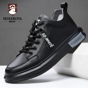 Весна корейской версии новых людей способа вскользь ботинок-Style Student Спортивная обувь Шнуровка Low-Top кроссовки белые туфли оптом