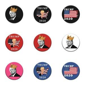 1000 Diferentes modelos clássicos dos desenhos animados ícones de estilo esmalte Pin Genius Mad Scientist Trump Emblema Broche Anime Amantes Denim Shirt Lap # 27