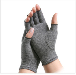 Thefound 2019 New Copper Compression Gloves Fingers Arthritis Joint Pain Carpal Tunnel Brace
