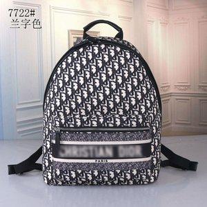 مصمم حقيبة الظهر ترف النساء Bagpack حقيبة يد نسائية في الهواء الطلق 20062605X