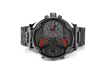 Higt kaliteli Spor askeri mens MONTRES yeni reloj büyük kadran gösterge dizel DZ7333 DZ7315 DZ7313 DZ4281 DZ4291 dz7312 dz izlemek saatler