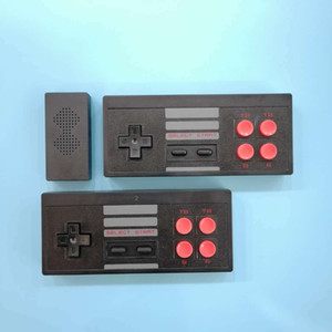 Extreme Mini Game Box NES 620 AV-Out TV Video Game Players 2.4G Dual Wireless Gamepads Two Player Handheld Game Console 8 Bit System SUP PVP