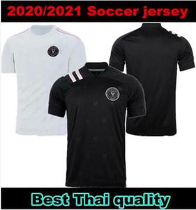 Thai Qualität INTER MIAMI socer Jersey 2020 2021 HOME beckham 20 21 Julián Carranza Ben Sweat Pellegrini MLS INTER MIAMI CF Fußball-Hemd