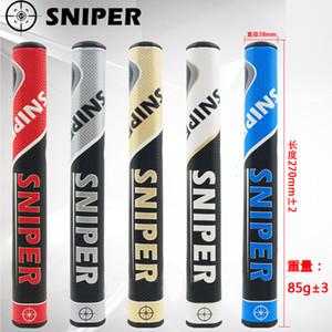 New SNIPER Golf-Qualität PU-Golfputter greift 5 Farben in der Wahl 1pcs / lot Golfclubs greifen Freies Verschiffen greift