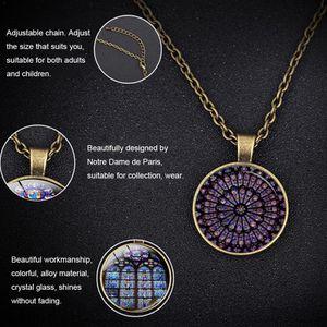 Notre Dame De Paris Beautiful Pendant Necklace Notre Dame De Paris Necklace Pendant Necklace With Free Chain Pendant
