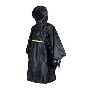 Ferramentas ao ar livre para a Chuva À Prova D 'Água Desgaste com tarja reflexiva Mulheres Homens Poncho Equitação Pesca Poncho Camping Tour Rain Gear NY098