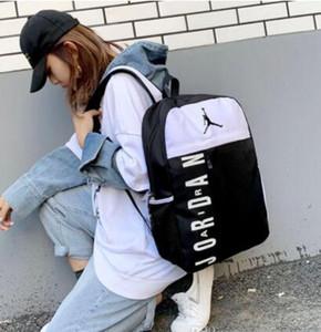 Al por mayor-nuevas bolsas de aire Jordam mochila nueva AJ del fútbol bolsas de marca AJ PSG PARÍS para el hombre y la mujer niñas deportes recreativos bolsa de hombro