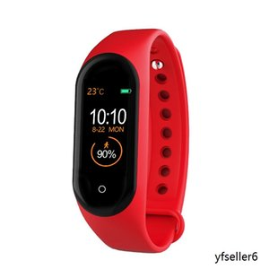 M4 Smart Band Fitness Tracker Watch Sport bracelet Heart Rate Smart Watch Smartband Monitor Health Wristband
