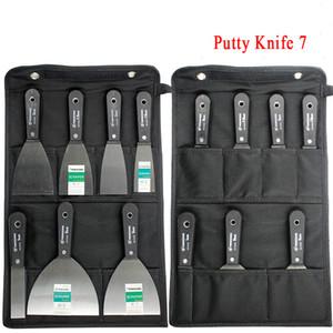 7pcs Putty Knife Scraper Blade 1