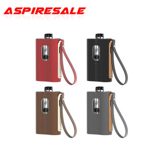Authentic Aspire Cloudflask Kit Built-in 2000mah Battery and 5.5ml Aspire Cloudflask Pod with Mesh Coil 0.25ohm