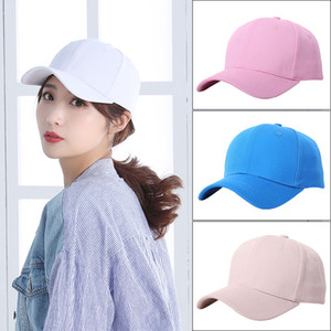 Women's New baseball cap comfortable casual outdoor hat sports baseball cap travel cap team custom hat