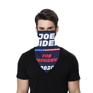 Sport Cycling Gesicht Schal Ohrring US-Präsidentschaftswahl Biden Maske Multifunktionales Biden Kopftuch 16 Art-Joe Biden