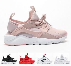 Большие дети Huarache Run Ultra 4 кроссовки для маленьких мальчиков Huaraches кроссовки для малышей девочек Hurache детская спортивная дизайнерская обувь размер 28-35