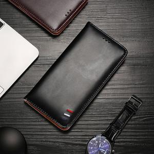Para Huawei P40 P30 P20 Lite mate 30 correas de cuero del tirón caso de la cubierta para Huawei Y8P Y7P Y5P PSmart2020 nova7 nova6se