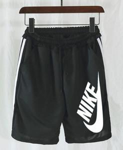2019 diseñador para hombre Pantalones cortos de verano pantalones cortos estilo Marca patrón impreso casuales para hombre Solid pantalones cortos de color deporte de la manera Pantalones cortos Joggers