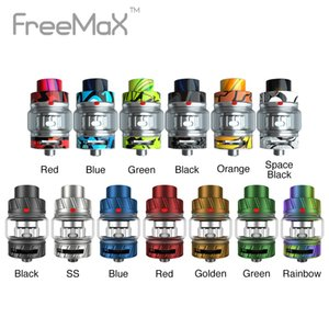 Freemax Fireluke 2 Subohm Tank 5ml for Twster Battery with TX1TX2 Mesh Coil 810 drip tip Atomizer RDA vape