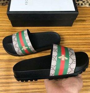 New Fashion Donna uomo Casual Peep Toe sandali femminile Pantofole in pelle Scarpe Ragazzi ragazze Design di lusso infradito scarpe con scatola # 130