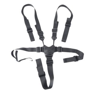 5 Points Adjustable Belt Strap Training Fixing Safety Seat Baby Stroller High Chair