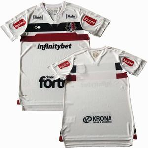2020 2021 산타 크루즈 FC 레시 페 축구 유니폼 홈 (20) (21) 축구 셔츠는 S-2XL를