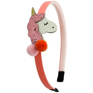 Unicorn Headband Halloween Day Party Head Buckle Jewelry Birthday Gift Party Supplies Child Baby Hair Accessories 131 Birthday Party NowJl