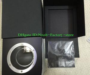 TOP Watch HB 7750 Original Box Papers Card (زجاج شفاف)