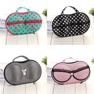 2020 6 colors bra storage bag for women colorful undewear protect case travel storage bags wholesale C1837