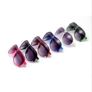 Enfants Soleil d'été Lunettes pour enfants Sunblock verre garçons lunettes fille lunettes de soleil les enfants de l'école Lunettes filles sunglass