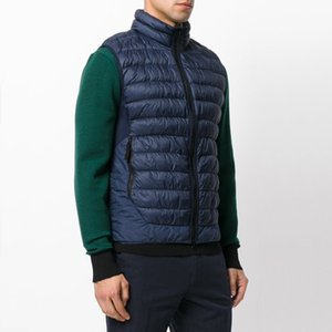 17FW G0124 DOWN GILET TOPSTONEY Daunenjacke Weste Frauen Männer Jacken Mode Warmer Mantel Outdoor HFLSYRF087