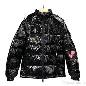 Luxury Mens Designer Down High Quality Men Women Winter Jacket Parka Hip Hop Mens Desigenr Winter Coats Black