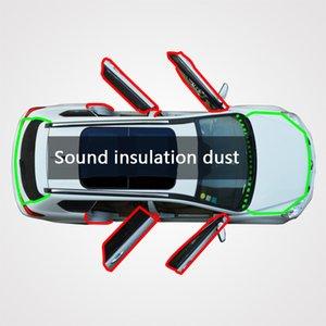 yeni enerji elektrikli araçlar için yaşlı nesil kapı büyük d sessiz toz önleme rüzgar ses yalıtım gürültü azaltma modif