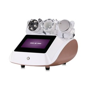 Salon Use RF Vacuum Ultrasonic Cavitation Body Slimming Shaping System BIO Skin Care Tightening Face Lift Weight Loss Machine