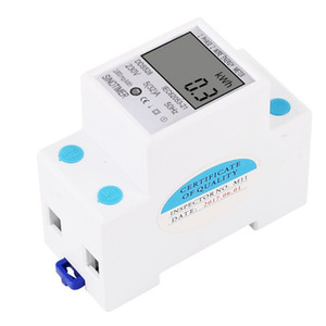 SINOTIMER Güç Tüketimi Enerji Watt Amp Volt Metre Analizörü KWh AC 230 V Dijital Elektrik Kullanımı Monitör Wattmetre