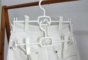 회전 바지는 높은 품질 도매 발코니 다기능 간단한 건조 랙 건조 바지 속옷 랙 제조 업체 랙