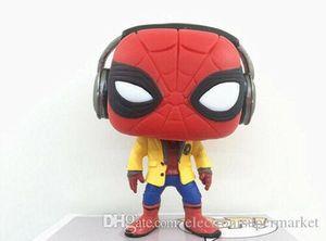 UK fortunato Spider-Man # 265 Cuffie Marvel Funko Pop Bobble-Head Spider Man Coming Home